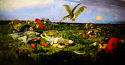 Delacroix Prints - Igorsvyat Viktor Vasnetsov Print by MotionAge Art and Design - Ahmet Asar