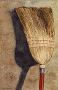 Shed Originals - Ila Jeans Broom by Monte Toon