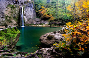 Lanscape Originals - Ilica Waterfall - 2 by Okan YILMAZ