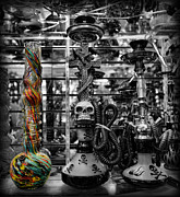 Bong Metal Prints - Ill Take That One Metal Print by Lee Dos Santos