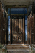 Illuminating The Past - Bodie Print by Sandra Bronstein