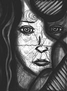 Illumination Of Self Print by Daina White