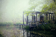 Bayou Prints - Im Going Back Someday Print by Katya Horner