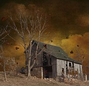 Dilapidated Digital Art - Im Still Standing by Liane Wright
