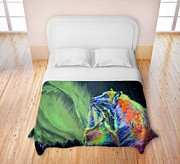 TeshiaArt - Imagine - Duvet Cover