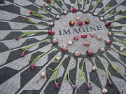 Beatles Photos - Imagine by Kendell Timmers