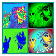 Paul Rainwater Art - Imagine by Paul Rainwater