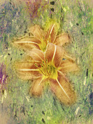 Judy Hall-folde Art - Imagine Springtime by Judy Hall-Folde