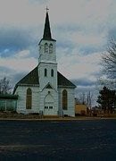 Wentzville Photos - Immanuel Lutheran Church I by Bob Fromm