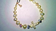 Freshwater Pearls Jewelry Originals - Imperfect and beautiful by Maria Mccullough