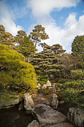 Natural Focal Point Photography - Imperial Palace in Kyoto