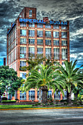 Factory Photos - Imperial Sugar Factory Daytime HDR by David Morefield