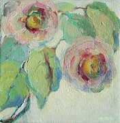 Mary Wolf - Impressionist Roses
