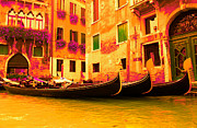 Venice Digital Art - Impressionistic photo paint GS 007 by Catf