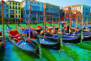 Venice Digital Art - Impressionistic photo paint GS 009 by Catf