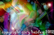 Gary Heiden - Improvization of Colors...