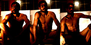 Walter Oliver Neal - Carlos In 3 Stages