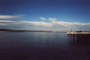 Santa Cruz Pier Prints - In an Instant Print by Laurie Search