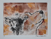Pembroke Welsh Corgi Mixed Media - In Awe by Cori Solomon