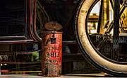 Cans Art - In Case of Fire by Heather Applegate