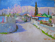 Alexander Shandor - in Crimea