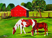 Suzanne Johnson - In Green Pastures