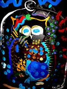 Amy Sorrell - In the GLASS OWL