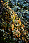 Rocky Mountain National Park Prints Posters - In the Narrows Poster by Jon Burch Photography