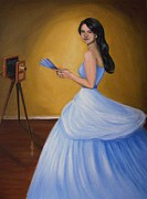 Phillip Compton - In The Portrait Studio