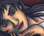 In Your Eyes Print by Kamil Swiatek