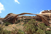 Incredible Landscape Arch Print by Christiane Schulze