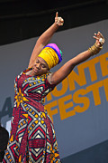 Festivals Of India Photos - India Arie by Craig Lovell