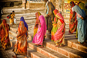 Ganga Photos - India  The United Colors of Varanasi by Neville Bulsara
