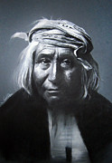 Apache Framed Prints Framed Prints - Indian apache III Framed Print by Sujith Puthran