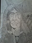 Gerald Griffin Art - Indian Art by Gerald Griffin