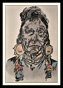 Janet Moss - Indian Chief