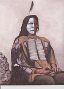 Billie Bowles - Indian chief RED CLOUD