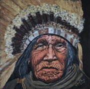 Headdress Originals - Indian Chief by Shirl Theis