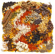 Paul Cowan - Indian pulses and spices