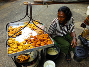 ArtPhoto-Ralph A  Ledergerber-Photography - Indian Street Seller...