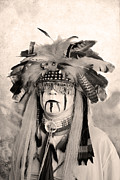 American Photo Originals - Indian  by Tommy Hammarsten