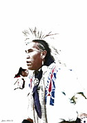 Robert Jensen - Indian Warrior