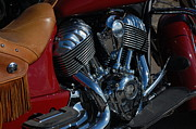 Dany Lison - Indian Motorcycle