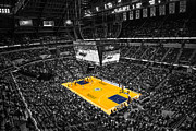 Pacers Photo Prints - Indiana Pacers Special Print by David Haskett