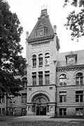 Indiana Images Metal Prints - Indiana University Kirkwood Hall Metal Print by University Icons