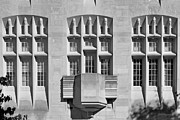 Collegiate Gothic Style Photos - Indiana University Myers Hall by University Icons
