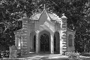 Indiana Images Metal Prints - Indiana University Rose Well House Metal Print by University Icons