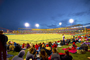 Victory Field Photo Prints - Indianapolis Indians Print by David Haskett