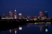 David Haskett - Indianapolis Skyline...
