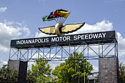 Indianapolis Originals - Indianapolis Speedway by Chris Smith